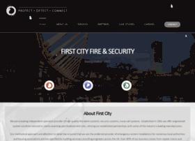 firstcityfire.co.uk