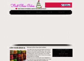 firstclasscakes.com