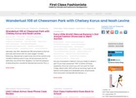 firstclassfashionista.com