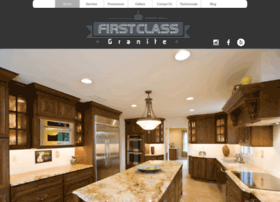 firstclassgranite.com