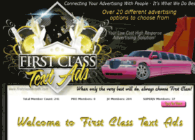 firstclasstextads.com