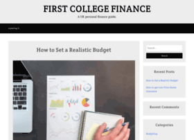 firstcollege.co.uk