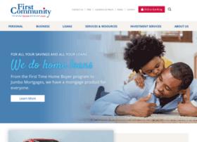 firstcommunity.mycardinfo.com