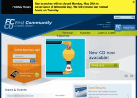 firstcommunitycu.com