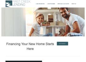 firstcreeklending.com