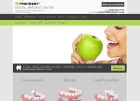 firstdent.co.uk