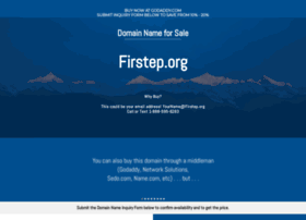 firstep.org