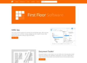 firstfloorsoftware.com