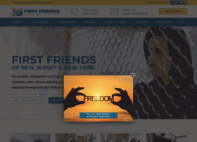 firstfriendsnjny.org