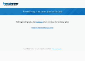 firstgiving.com