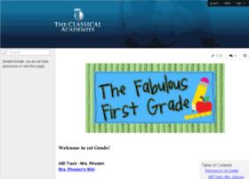 firstgradeabcoastal.tcawiki.com