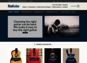 firstguitar.com