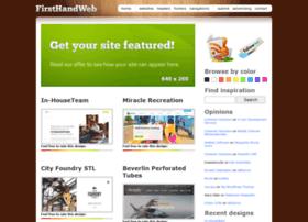 firsthandweb.com