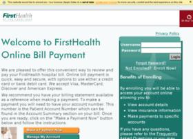 firsthealth.patientcompass.com