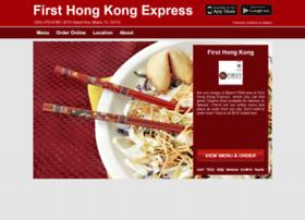 firsthongkongexpress.com