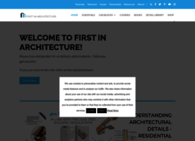 firstinarchitecture.co.uk