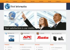 firstinformatics.com