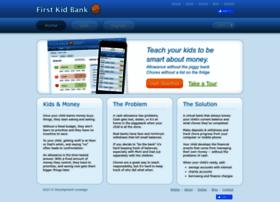 firstkidbank.com