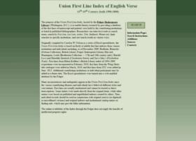 firstlines.folger.edu