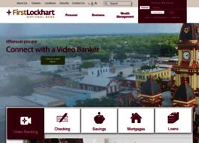 firstlockhart.com