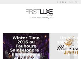 firstluxe.com