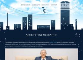 firstmediation.com