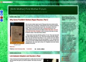 firstmotherforum.com