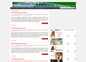 firstnationalbank.blogspot.com