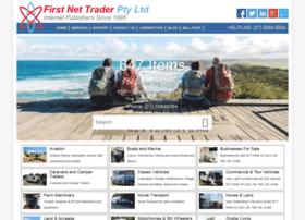 firstnetrader.com