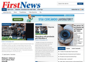 firstnews.altervista.org