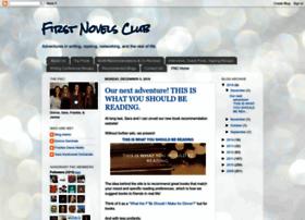 firstnovelsclub.com