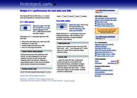 firstobject.com