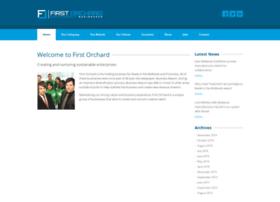 firstorchard.com