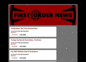 firstordernews.blogspot.no