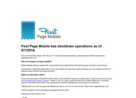 Firstpagemobile.com