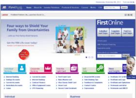 firstpaylink.firstbanknigeria.com