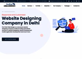 firstpointwebdesign.com