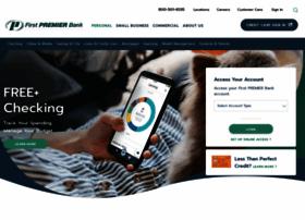 firstpremierbank.com