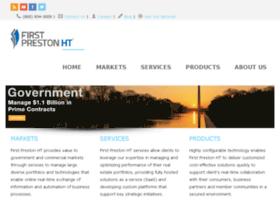 firstpreston.com