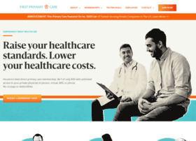firstprimarycare.com