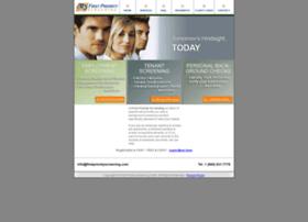 Firstpriorityscreening.com