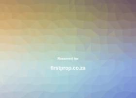 firstprop.co.za
