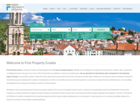firstpropertycroatia.com