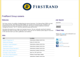 firstrand-group-careers.ttcportals.com