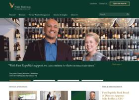 firstrepublicbank.com