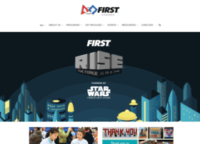 firstroboticscanada.org