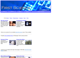 firstscience.com