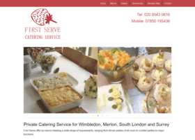 firstservecatering.co.uk