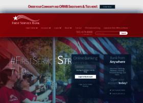 firstservicebank.com