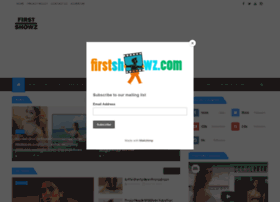 firstshowz.com